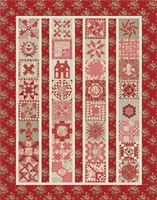 Celebrations Sampler Quilt Pattern by French General