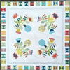 Say it With Flowers Quilt Pattern by Irene Blanck