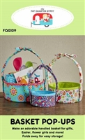 Basket Pop Up Pattern from Fat Quarter Gypsy