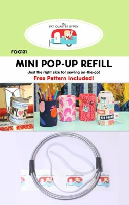 Mini- Pop Up REFILL from Fat Quarter Gypsy