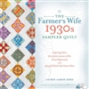 Farmer's Wife 1930s Sampler Quilt Pattern Book