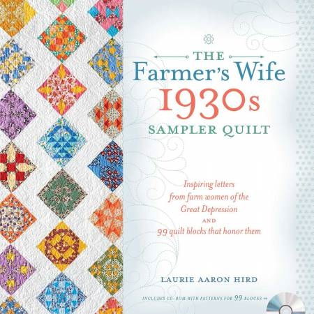 Farmer's Wife 40s Sampler Quilt Pattern Book Magnificent Sampler Quilt Patterns