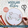 Woodland Stitches Embroidery Book from Gingiber