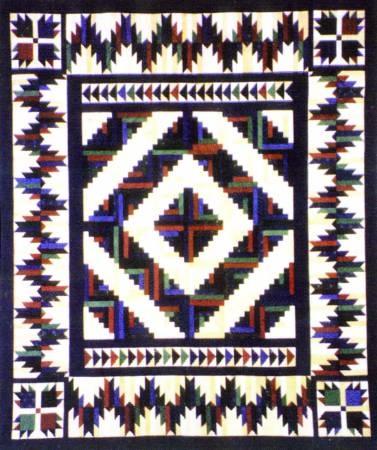 Bear Mountain Quilt Pattern