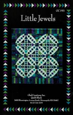 Little Jewels Quilt Pattern