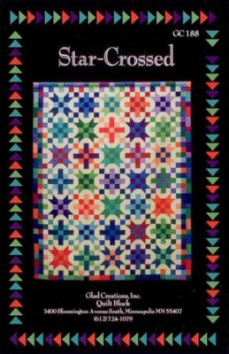 Star Crossed Quilt Pattern