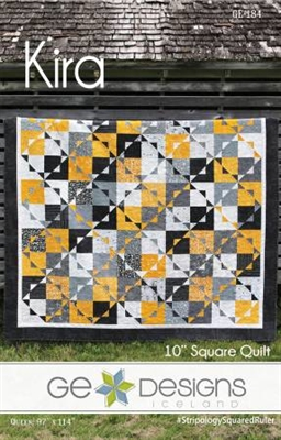 Kira Quilt Pattern from GE Designs