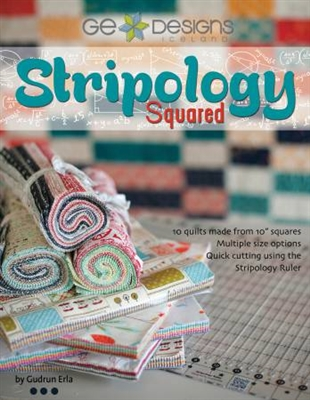 Stripology Squared by Gudrun Erla (GE DESIGNS)