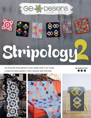 Stripology 2  Book for Quilters: