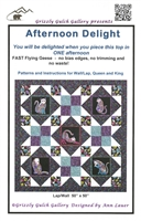 All That Jazz Quilt Pattern from Grizzly Gulch