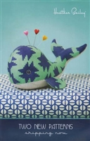 Seymour Spyhop Whale Pincushion