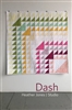 Dash Modern Quilt Pattern by Heather Jones Studio