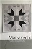 Marrakech Modern Quilt Pattern by Heather Jones Studio