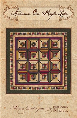 Autumn on Maple Lake Quilt Pattern