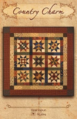 Country Charm Quilt Pattern