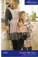 Dressed Alike Apron Pattern by Indygo Junction