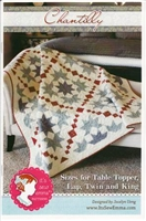 Chantilly Quilt Pattern from It's Sew Emma