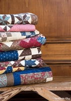 Classic & Heirloom Quilts by Betsey Chutchian