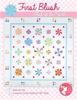 First Blush BOM Quilt Pattern Book by It's Sew Emma