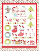 Peppermint Lane by It's Sew Emma
