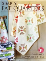 Simply Fat Quarters from It's Sew Emma
