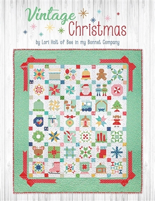 Vintage Christmas by Lori Holt for It's Sew Emma