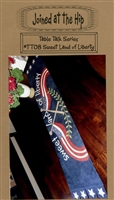 Sweet Land of Liberty Table Runner Pattern by Joined At the Hips