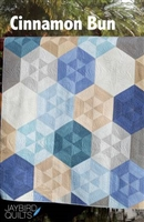 Cinnamon Bun Quilt Pattern by Jaybird Quilts