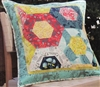 Jawbreaker Pillow  Pattern by Jaybird Quilt Designs