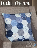 Lucky Charm Pillow by Jaybird Quilts