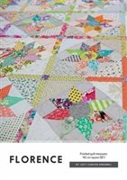 Florence Quilt Pattern by Jen Kingwell