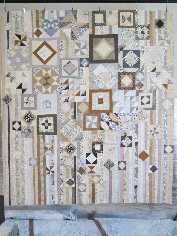 Gypsy Wife Quilt Pattern Booklet By Jen Kingwell