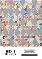 Hexie Kisses Quilt Pattern by Jen Kingwell