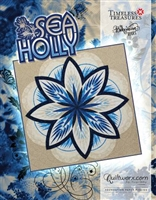 Sea Holly Quilt Pattern by Judy Niemeyer