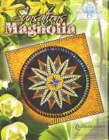 Sunsations Magnolia Quilt Pattern by Judy Niemeyer
