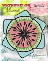Watermelon  Placemats Pattern from Judy Niemeyer