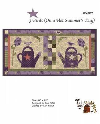 3 Birds on a Summer Day from Jan Patek
