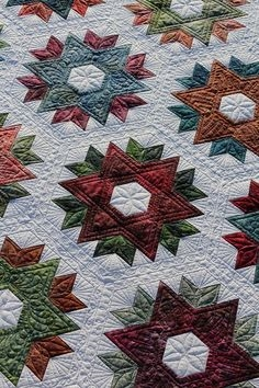 Day Break Quilt Pattern from Jaybird Quilt
