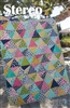 Stereo Quilt Pattern from Jaybird Quilts