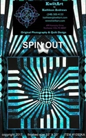 Spin Out Quilt Pattern