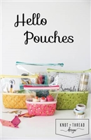 Hello Pouches Bag Pattern