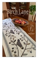 Birch Lane Quilt Pattern by Kathy Schmitz