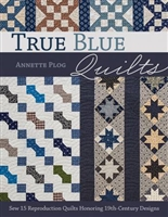 True Blue Quilts from Kansas City Star Books