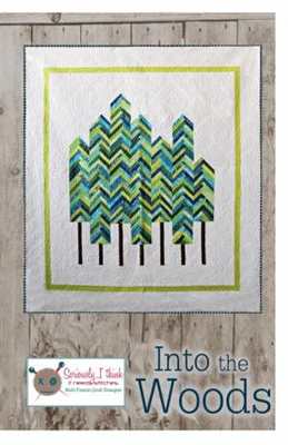 Into the Woods Braid Quilt Pattern