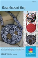 Explorer Bags Pattern by Poorhouse Designs