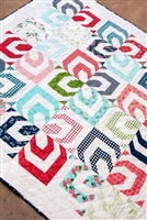Kaleidoscope Quilt Pattern from Lella Boutique