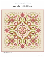 Alaskan Holiday Quilt Pattern by Edyta Sitar