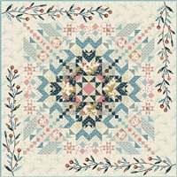 California  Quilt Pattern by Edyta Sitar of Laundry Basket Quilts
