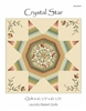 Crystal Star Quilt Pattern by Edyta Sitar