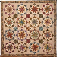 Eldon Quilt Pattern by Edyta Sitar- Laundry Basket Quilts